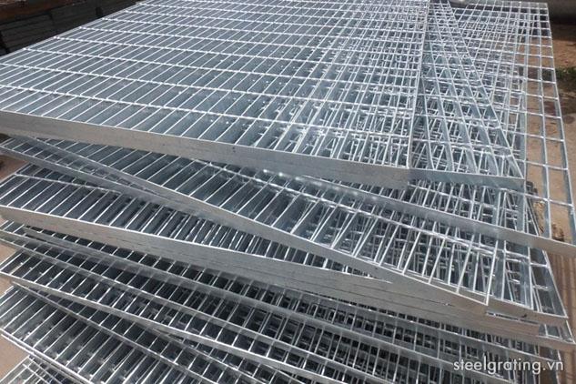 Sàn lưới thép