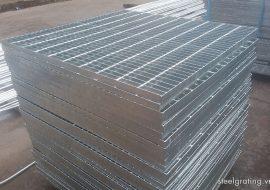 Sàn lưới thép grating